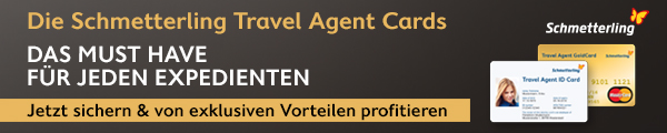 Travel Agent Card
